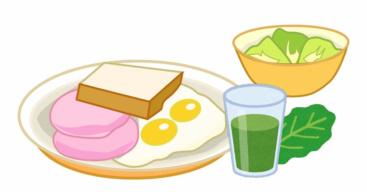 青汁は朝飲むのが一番!